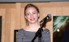 Claudia Taylor: A rising poetry star