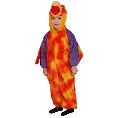 Dress Up America Loud Little Parrot Costume