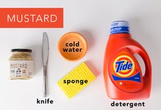 Mustard Stain