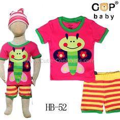https://www.i-sabuy.com/ เสื้อผ้าเด็ก – ชุดนอนเด็ก สีชมพูลายผีเสื้อ ขนาด 3เดือน 6 เดือน – *