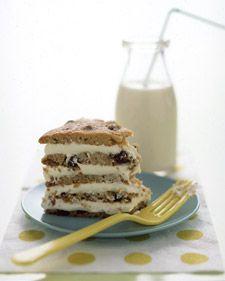 Giant Chocolate Chip Cookie Cake Recipe   Martha Stewart