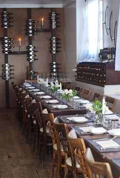Rustic dining room inspiration