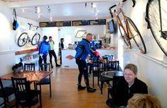 Cafe Domestique Hamilton Ontario Canada, Dundas Ontario, Cycling Jerseys, My Town, Shop Ideas, Steel, City, Beautiful, Cafes