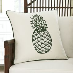 Found it at Wayfair - Pineapple Pillow Cover Down Pillows, Floor Pillows, Throw Pillow Sets, Pillow Covers, Traditional Furniture, Handmade Home Decor, Outdoor Throw Pillows, Scatter Cushions, Home Decor Accessories