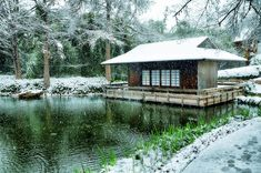 Japanese Gardens and the Seasons