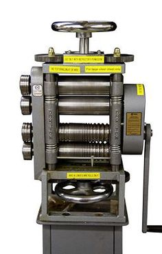 Realigning your Rolling Mill by Brain Meeks