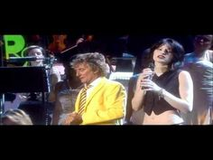 Rod Stewart & Amy Belle I Dont want to talk about it. - This was initially from Rod's Atlantic Crossings album. Rod Stewart, Royal Albert Hall, Hard Rock, Amy, Musicals, Artists, Album, Concert, Videos