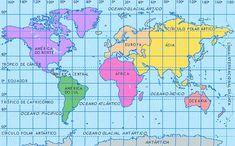 AMÉRICA Y OCEANIA - Buscar con Google