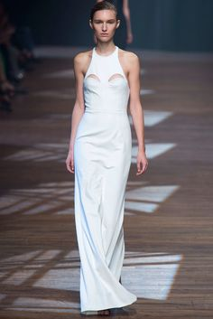Yigal Azrouël Spring 2014 Ready-to-Wear Fashion Show Collection
