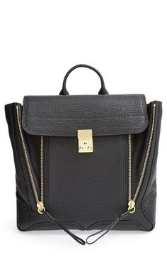 8038ad9f9824 3.1 Phillip Lim  Pashli  Leather Backpack available at  Nordstrom Phillip  Lim Bag