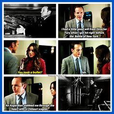 Joss Whedon - Marvel's Agents of S.H.I.E.L.D. - Agent Phil Coulson