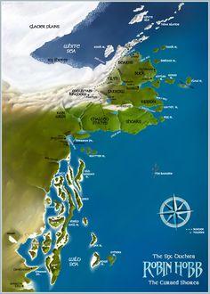 fictional maps : Photo