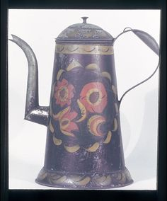 Coffeepot 1800–1830 | American | The Met