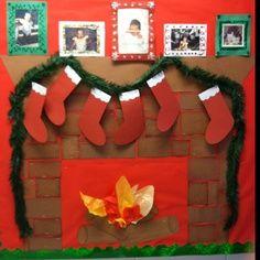 Christmas Bulletin Board Ideas