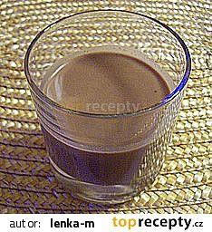 Čokoládový likér Shot Glass, Tableware, Dinnerware, Tablewares, Dishes, Place Settings, Shot Glasses