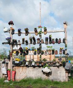 Tempelhofer Feld : Allmende-Kontor - SLB Blogurban gardening. 12099 Berlin, Germany