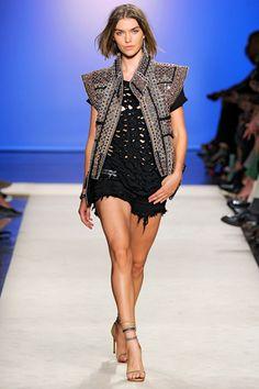 knitGrandeur: Isabel Mourant S/S 2012 Knitwear