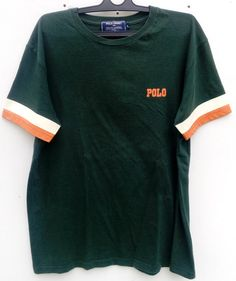 Vintage Rare Polo Sport Ralph Lauren T-shirt by AgusCollection
