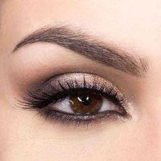 Trucco luminoso per occhi scuri The post Trucco luminoso per occhi scuri appeared first on Make Up. up yeux marrons