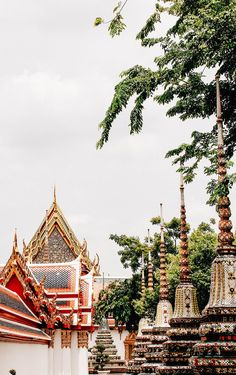 Things to do in old town Bangkok - The city's most charming side.