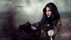 Yennefer of Vengerberg - Wild Hunt by Hidrico.deviantart.com on @deviantART