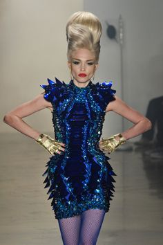 The Blonds SS 2014 New York Fashion Week