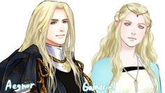 Aegnor, Galadriel