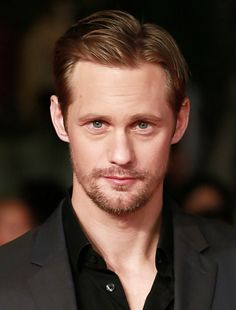 Alexander Skarsgard. 2012 Rome Fiction Fest.