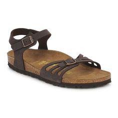 Shoes Női Szandálok / Saruk Birkenstock BALI Barna