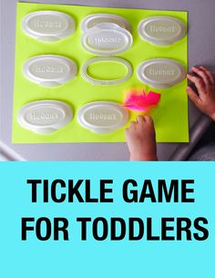 Tickle game for toddlers, 45+ activities for toddlers, activities for 18-24 month old, activities for one year old, activities for 18 month old, activities for 19 month old, activities for 20 month old, activities for 21 month old, activities for 22 month old, activities for 23 month old, activities for 24 month old, activities for two year old