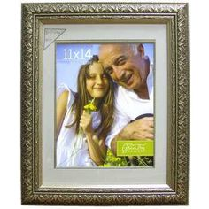 11 X 14 Silver Portrait Wall Frame With Fillet Hobby Lobby