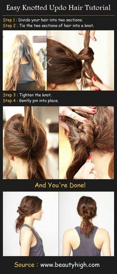 nice 45 idées coiffure faciles pour cheveux longs à faire en 10 minutes