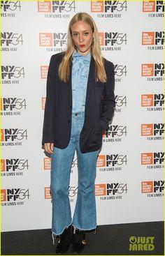 Chloe Sevigny Screens Directorial Debut 'Kitty' At New York Film Fest 2016!