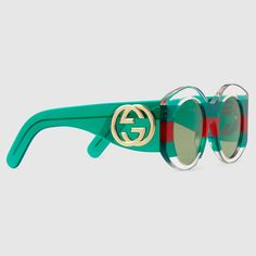 Shop the Gucci Official Website. Browse the latest collections, explore the campaigns and discover our online assortment of clothing and accessories. Gucci Eyewear, Gucci Sunglasses, Sunglasses Women, Sunnies, Town And Country Magazine, Luxury Glasses, Lunette Style, Fashion Eye Glasses, Glasses Frames