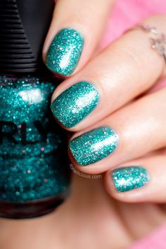 ORLY Steal The Spotlight – Review and Swatches