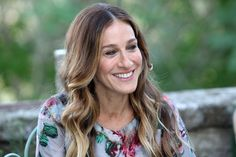 "Sarah Jessica Parker on Her New Film, All Roads Lead to Rome, and Love of Travel: ""I Have Great Wanderlust"" from InStyle.com"