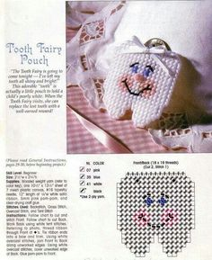Tooth fairy pouch                                                       …
