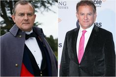 What the stars of Downton look like in real life.