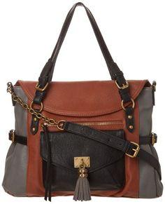 Jessica Simpson Victoire Satchel - http://handbagscouture.net/brands/jessica-simpson/jessica-simpson-victoire-satchel-2/