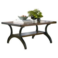 """I pinned this Fayette Coffee Table from the Favored Finds event at Joss and Main! - $250.95- 20""""hx 44""""w x 28""""d"""