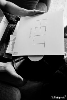 Felt - Nils Frahm /Moment in life with my brother. P.Reichsrath - 2013