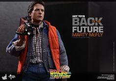 Back to the Future: 1/6th scale Marty McFly Collectible Figure