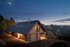 Czech Chalet – dřevostavba v alpském stylu v českých horách   Dřevostavby…