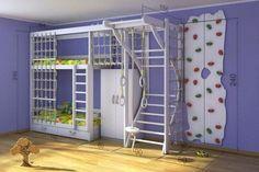 50 Ideas For Bedroom Boys Toddler Playroom Ideas Cool Kids Bedrooms, Bedroom Boys, Toddler Playroom, Playroom Ideas, Kids Play Spaces, Kids Gym, Toy Rooms, Kids Room Design, Trendy Home