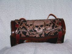 Custom Hand Made Motorcycle Tool Bag