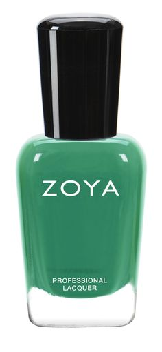 Pin for Later: 10 Hot New Nail Polishes That Will Complement Your Summer Glow Mowed Grass Zoya Nail Polish in Ness ($10)