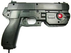How to get aimtrak light gun working with RetroPie raspberry pi setup mame advance 1.4 - YouTube