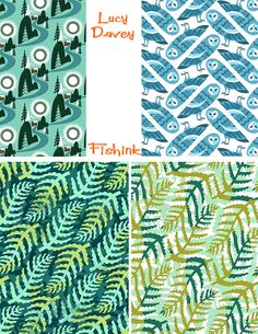 Fishinkblog 7670 Lucy Davey 8 Check out my blog ramblings and arty chat here www.fishinkblog.w... and my stationery here www.fishink.co.uk , illustration here www.fishink.etsy.com and here carbonmade.com/.... Happy Pinning ! :)