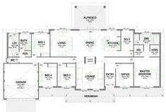 Sims House Plans, House Layout Plans, Dream House Plans, House Layouts, House Floor Plans, Dream Houses, Home Design Floor Plans, Farmhouse Homes, Amazing Architecture