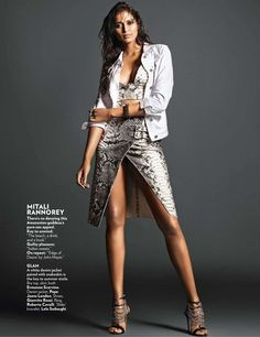 """Preview """"Vogue India by Bikramjit Bose, March 2015"""" 